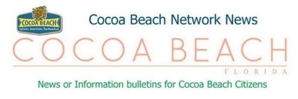CBNN: News and Information Bulletins for Cocoa Beach Citizens