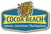 Cocoa Beach. Uptown. Downtown. The Beaches.