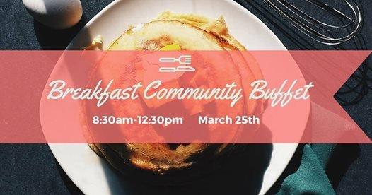 Community Breakfast Buffet