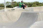 Skate Park Closed