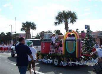 CB Christmas Parade