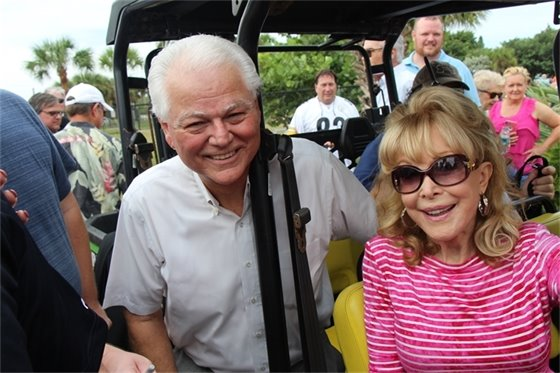 Jeanie and Ron