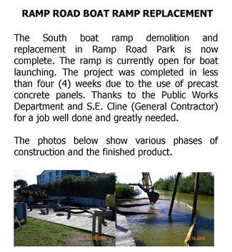 Ramp Road Launch