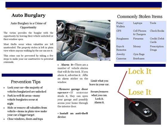 Auto Burglary 2