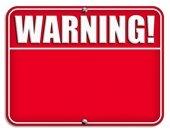 Warning Scams