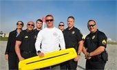 CBPD supporting beach safety