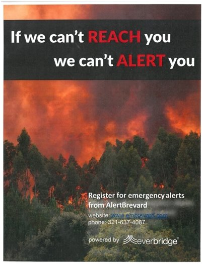 Sign up for AlertBrevard