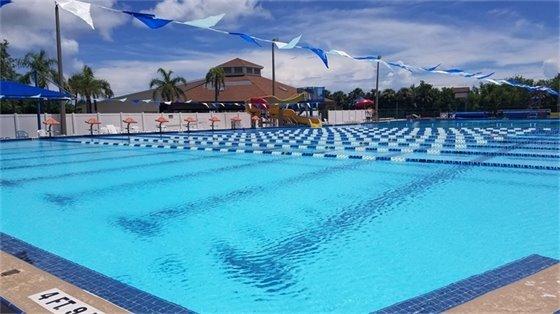 Check pool calendar