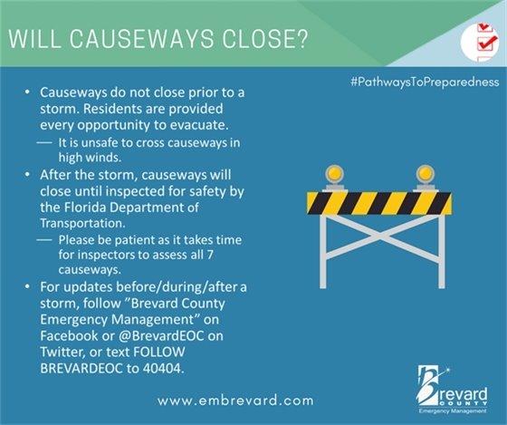 Causeways