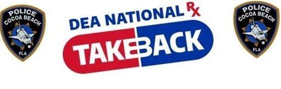 Take back prescriptions