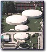Picture of sewer plant