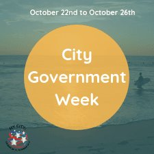 City Government Week