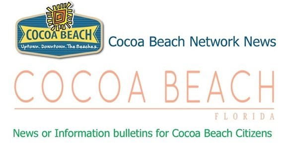 Cocoa beach Network news -News or information bulletins for Cocoa Beach citizens