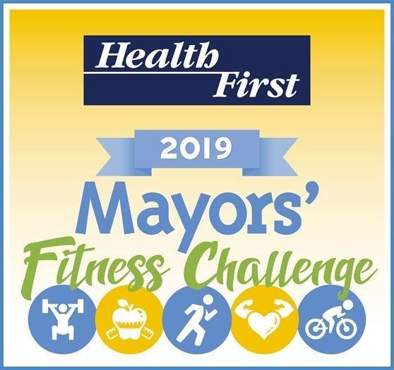 Mayors fitness challenge logo