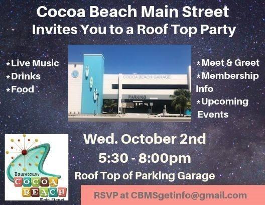 Main Street information meeting