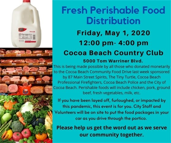 Fresh Food distribution
