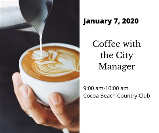 Coffee with CM Jan 7