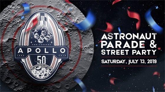 Astronaut Parade