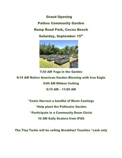 Pathos Community Garden