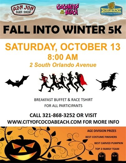 Fall into Winter 5K