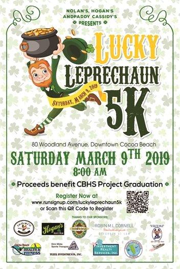Lucky Leprechaun 5K