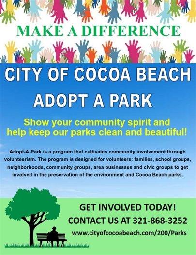 Adopt a Park