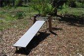 Sit up board in Hammock