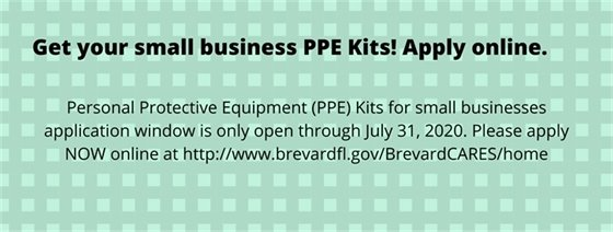 Free PPE Kits for small businesses