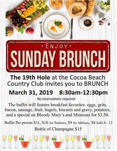 Sunday Community Brunch