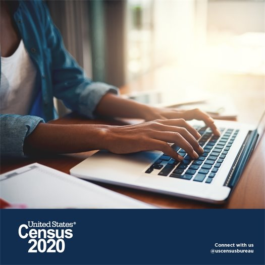 Census 2020 flyer- fill out your census