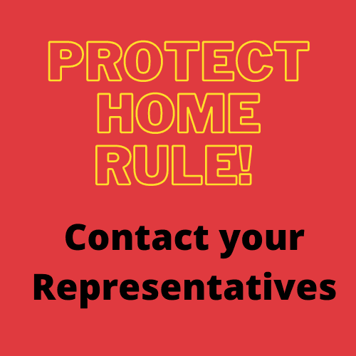 Protect Home Rule!
