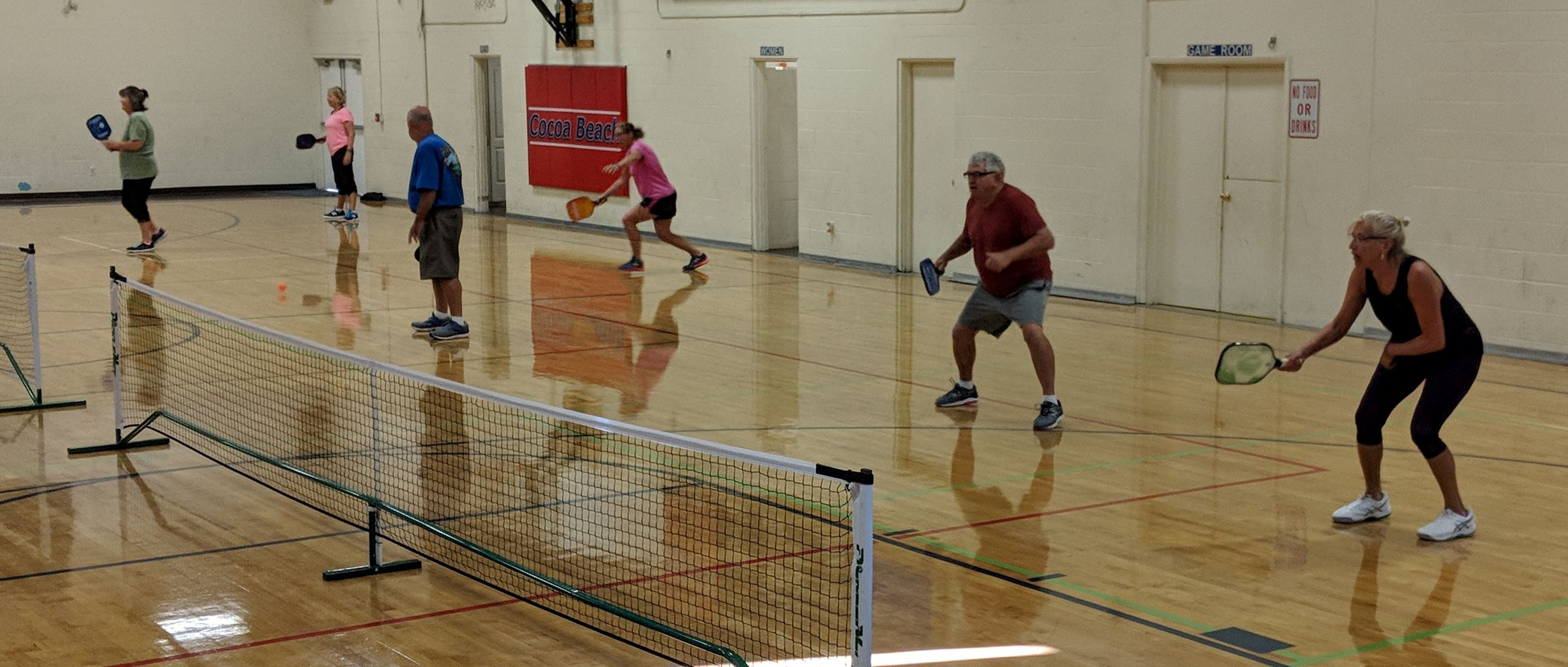 pickleball cb