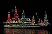 Boat parade boat