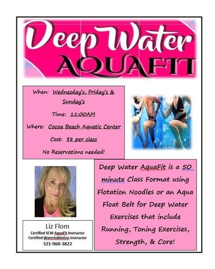 Aqua deep water class