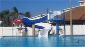 Pool slide