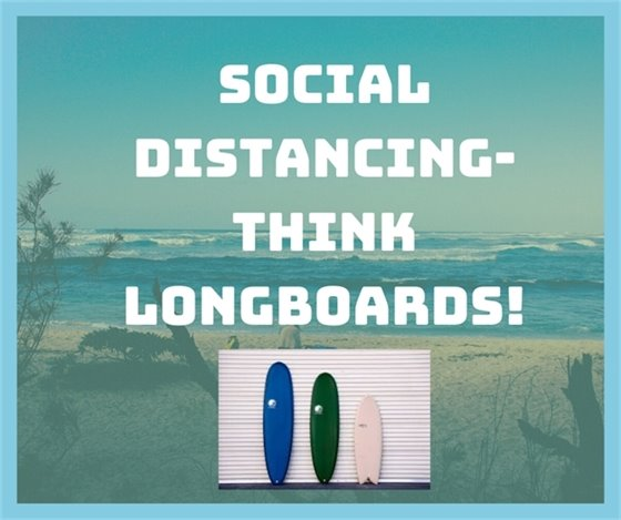 Local social distancing
