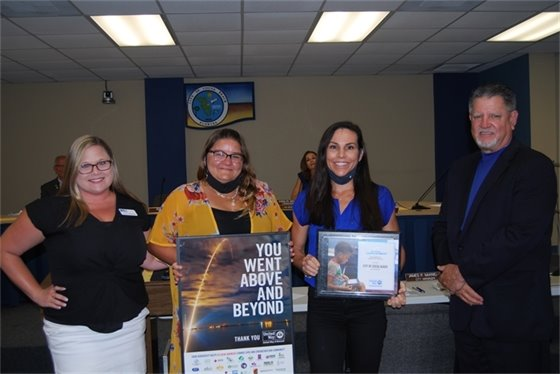United Way thank you
